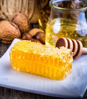 אפשר לשדרג לבד את טעמו של הדבש על ידי הוספת אגוזים או קליפת לימון (צילום: shutterstock)