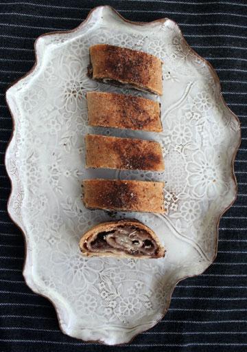 עוגיות השטרודל של סבתא (צילום: ילנה ויינברג)