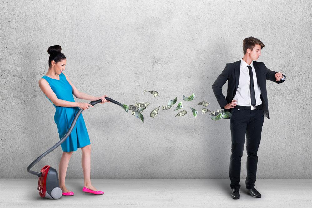 על תופעת  WIFE BONUS כבר שמעתן? (צילום: shutterstock)