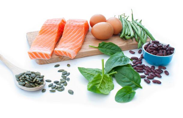 דיאטה עשירה בחלבון גורמת לעלייה במסת השריר ומגבירה את חילוף החומרים במנוחה (צילום: shutterstock)