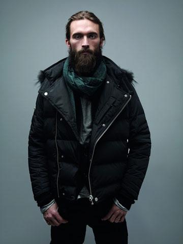 תכירו את ה-Wild Man. קולקציית החורף של זאדיג אנד וולטייר