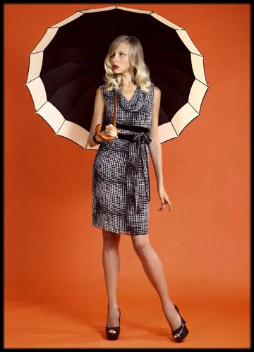אופיר דהאן. קולקציית רדי טו וור ראשונה של מעצב האופנה  (צילום: הילית כדורי)