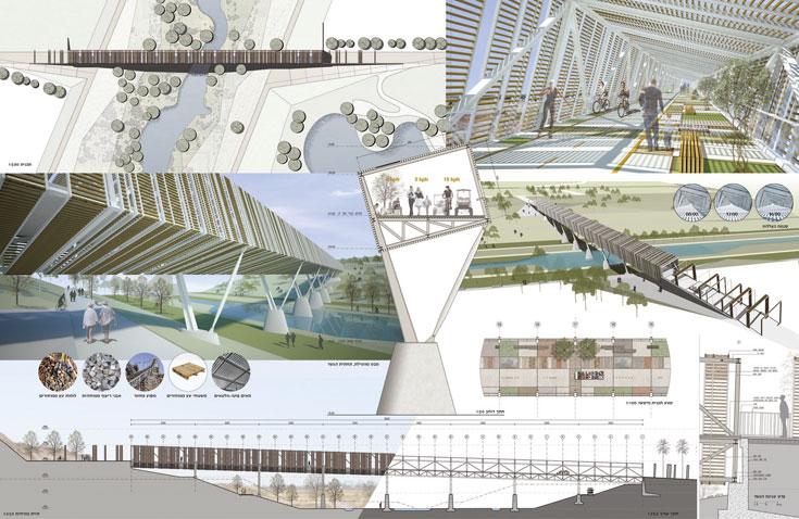 אמסטרדם בן נון בשיתוף מלכא אדריכלים (הדמיה: מלכא אדריכלים)