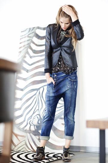 חגית טסה. לחובבות בגדי קז'ואל בסגנון מקומי (צילום: אלון שפרנסקי)