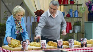 """הכי פופלארית בממלכה."""" The Great British Bake Off"""""""