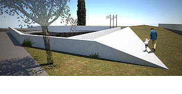 עוד הדמיה של גולדמן. מקום 2 (הדמיה: רן גולדמן, מנוף אדריכלות)
