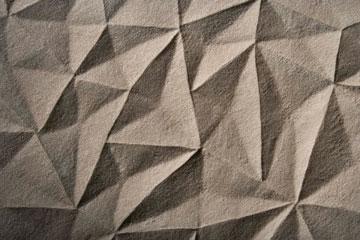 כך נראה השטיח מקרוב (צילום: Courtesy of Top Floor)