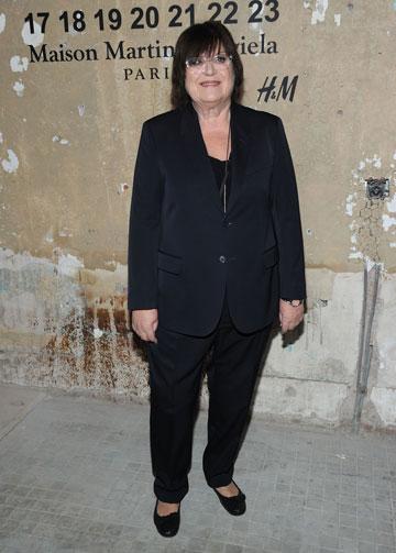 היישר משבדיה: מרגרטה ון דן בוש, אחראית שיתופי הפעולה של H&M (צילום: gettyimages)