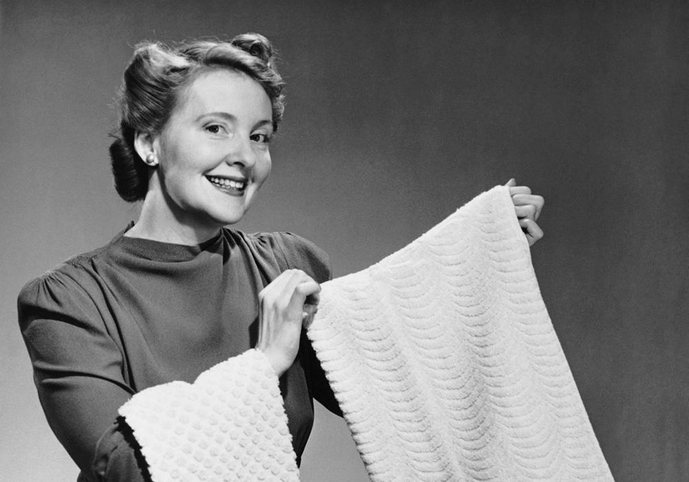 את יודעת כמה פאתטית את נשמעת? תיכף ומיד מתייגים אותך בפרסומות האמריקאיות של שנות החמישים (צילום: gettyimages)
