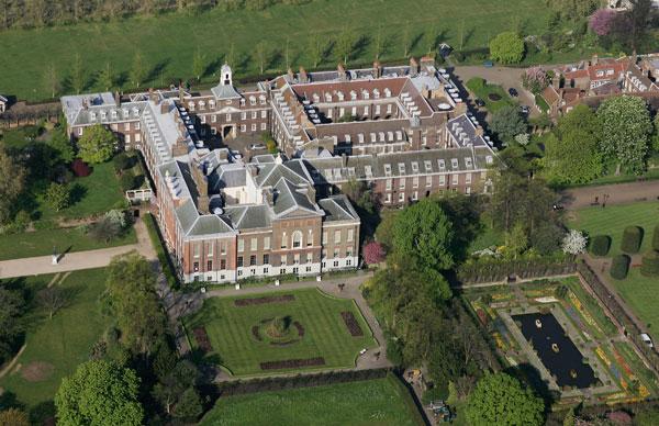 השיפוץ המקיף לא פתר את כל הבעיות. ארמון קנסינגטון (צילום: gettyimages)