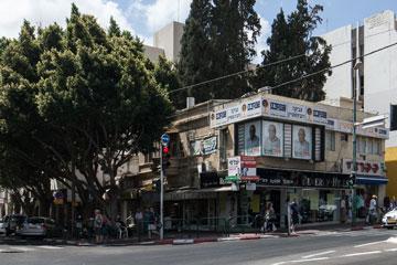 החנויות במאבק קשה מול הקניונים (צילום: טל ניסים)