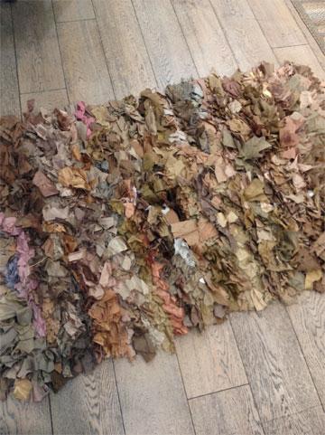65% הנחה על השטיח שבתמונה, מ''שטיחי איתמר'' (צילום: שרון היבש)