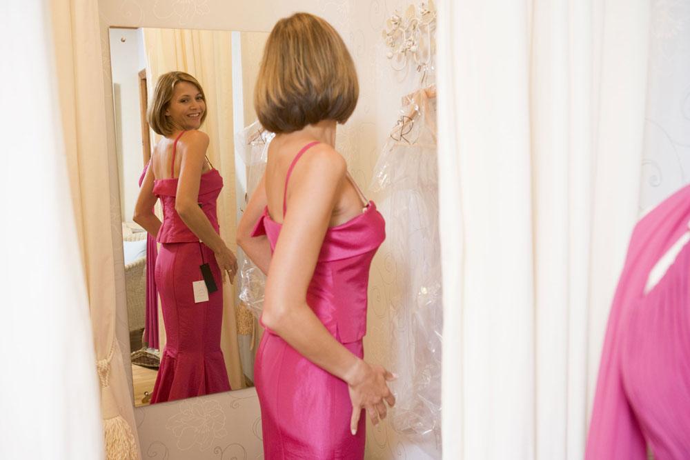 מה את באמת רואה כשאת מביטה במראה? (צילום: shutterstock)