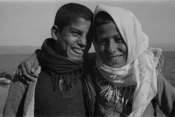 """מתוך התערוכה """"בין חיפה ליריחו"""" (צילום: זאב אלכסנדרוביץ')"""