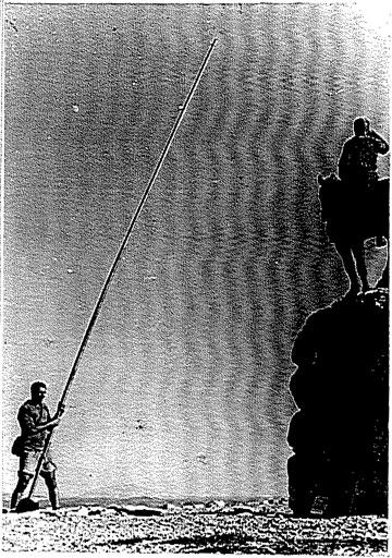 """פסלו של אלכסנדר זייד כפי שמוצג בתערוכה """"חוזה"""" (באדיבות זהזהזה גלריה לאדריכלות  ואדריכל רועי סקר ואורי כרמלי)"""