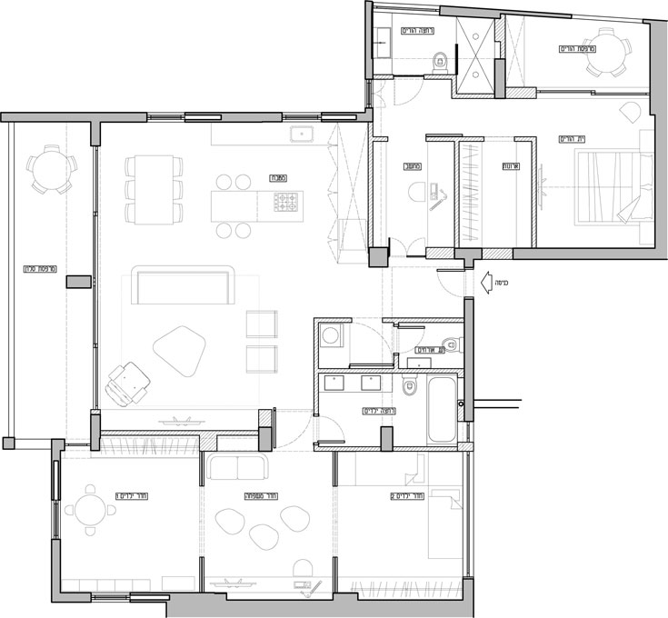 תכנון: אדריכל מעוז פרייס