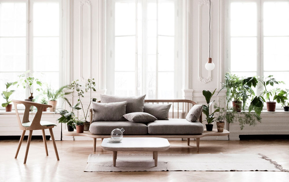 רהיטים של tradition&. המעצבים הנורדים הצעירים מתמודדים עם אתגר לא קל: איך נותנים פרשנות עדכנית לסגנון ותיק ומוערך? (courtesy: tradition)
