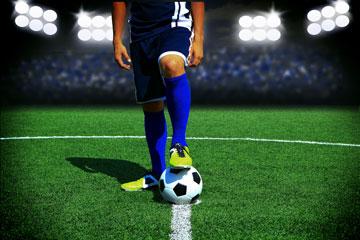 """""""הבנתי שהלכתי רחוק מדי וויתרתי על חלום הכדורגל שלי"""" (צילום: shutterstock)"""