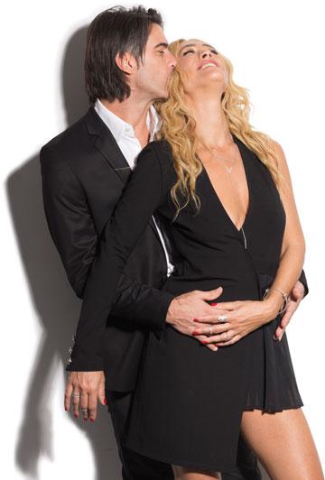 אין טעם לייפות את הדברים: האהבה בין רוסו לפישל החלה כרומן אסור (צילום: דניאל קמינסקי)