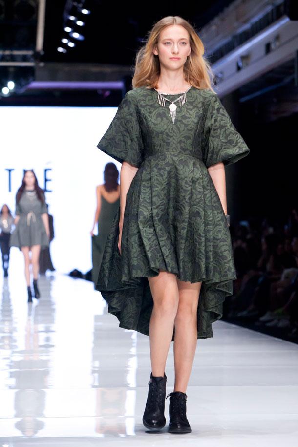התצוגה של CLOTH'E  (צילום: ענבל מרמרי)