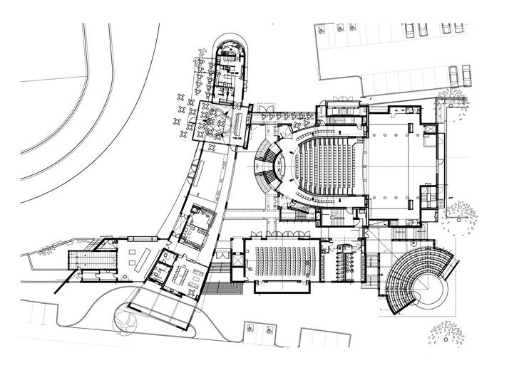 (תכנון: רוני זייברט אדריכלים)