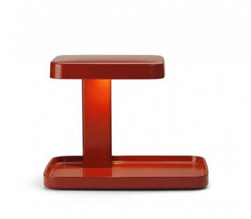 מנורת שולחן שעוצבה למותג ''פלוס'' (באדיבות פלוס)