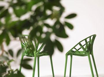 כסאות גן ותיקים ומצליחים, ל''ויטרה'' (צילום: silvia rebuli)