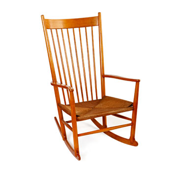כיסא נדנדה משנות ה-60 ב-10% הנחה. ''וינטג'''