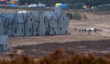 הטירה שנבנתה במיוחד לסרט (צילום: splashnews / asap creative)