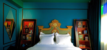 חדר במלון ''עלמה''. מחמאות גולשים (צילום: איתי סיקולסקי)