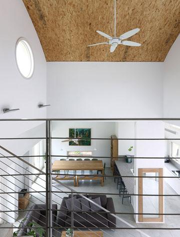 בית בתכנון ''רימון אדריכלים'' (צילום: עוזי פורת)