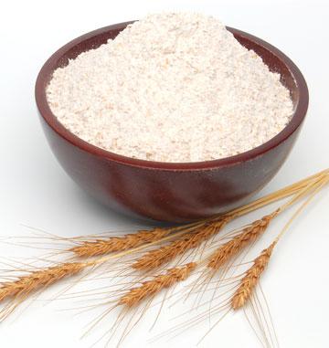 החליפו את הקמח הלבן בקמח מלא (צילום: thinkstock)