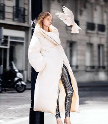 הצד הפחות מסחרי של האופנה. שיתוף הפעולה של H&M עם מרג'יאלה (צילום: סאם טיילור ווד)