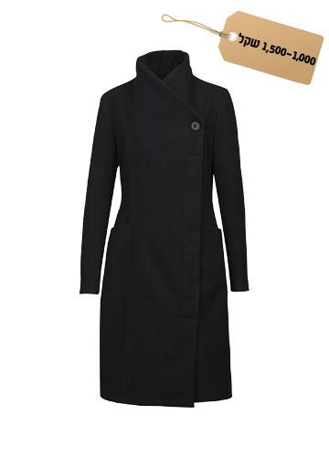 מעיל של רונן חן, 1,390 שקל (צילום: עדי גלעד)