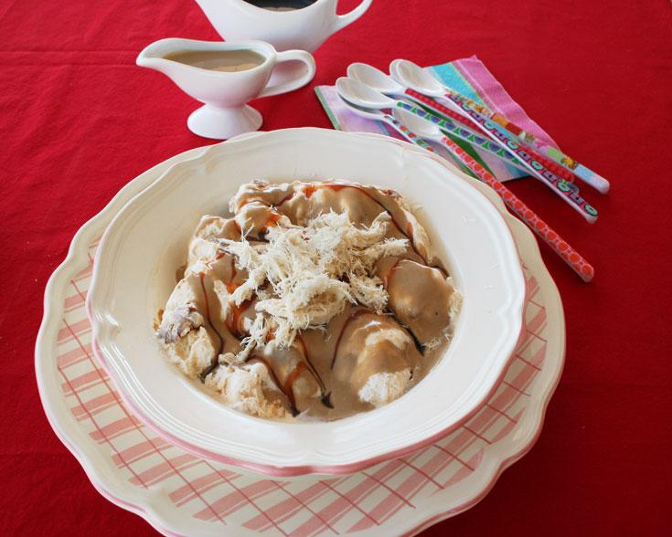גלידה עם טחינה, סילאן ושערות חלבה (צילום: אסנת לסטר)