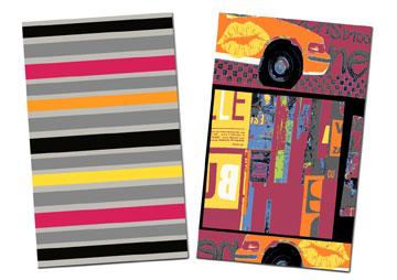 שטיחים עליזים (''My home page'') (באדיבות רשת MY HOME PAGE )