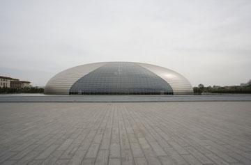 התיאטרון הלאומי הסיני, בייג'ין (צילום: shutterstock)