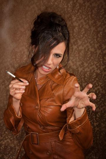 נשים נהנות מהעוצמה והחירות שהיו שמורות לגברים (צילום: shutterstock)