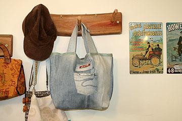 תיק גדול מג'ינס (צילום: דליה ברנובר)