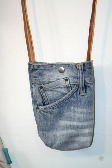 תיק קטן מג'ינס (צילום: דליה ברנובר)
