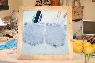 כיסים מג'ינס (צילום: דליה ברנובר)
