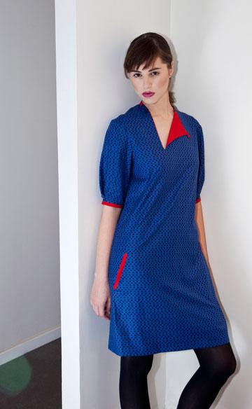 תמר פיס. קולקציה שנייה למעצבת האופנה (צילום: דקלה רקנטי, דוגמנית: עומר הכהן)