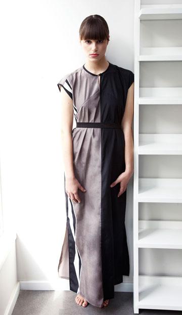 תמר פיס. שמלות המקסי מוצלחות במיוחד (צילום: דקלה רקנטי, דוגמנית: עומר הכהן)