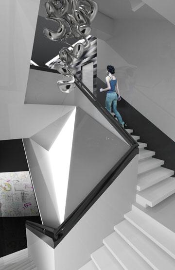 (הדמיה: Sir Benjamin Tel Aviv designed by Karim Rashid)