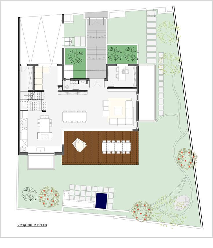 תכנית: אדריכלית שרון ויזר