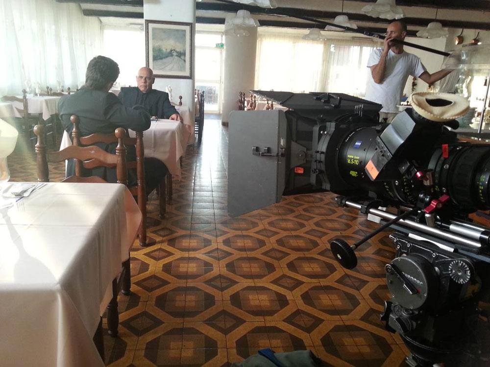 בסדרה: המלון של נדב פלדמן, בניהולה של אלונה (גאלה קוגן), נמצא בנתניה. במציאות: אכן נתניה - ''פרק'' שבו אירע הפיגוע ההמוני בליל הסדר 2002. ב-1976 הוצת המלון על רקע סכסוך עבריינים (צילום: רם שוויקי  )