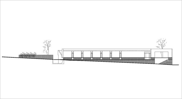 (אדריכלות: עדה כרמי-מלמד. אדריכלית אחראית: יפעת פינקלמן )