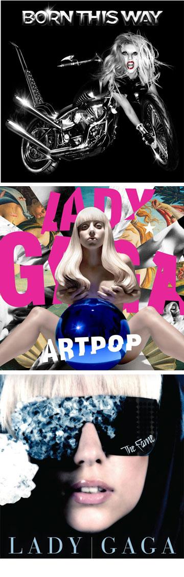 כרוניקה של דעיכה ידועה מראש. האלבומים של ליידי גאגא