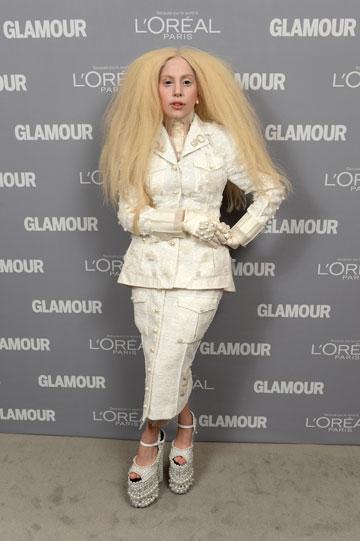 """""""אנשים רוצים לראות אותי גמורה, הם אוהבים ללעוג לליידי גאגא"""" (צילום: gettyimages)"""
