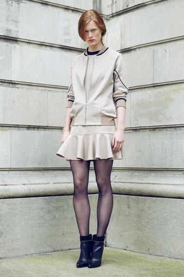 זכו בפרס מעצבות האופנה של השנה. הקולקציה של סאמפל (צילום: Rachel Rebibo)